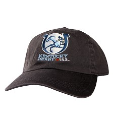Kentucky Derby 143 Official Logo Classic Cap