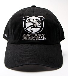 Kentucky Derby 143 Official Logo Extreme Cut Cap