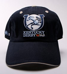 Kentucky Derby 143 Argyle Classic Sandwich Cap