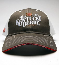 Kentucky Derby 2017 Chino Contrast Cap