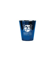 Kentucky Derby 143 Lusterware Shot Glass