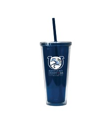 Kentucky Derby 143 Plastic Straw Tumbler