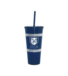 Kentucky Derby 143 Bling Tumbler