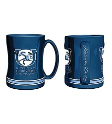 Kentucky Derby 143 Relief Mug,469986 14OZ