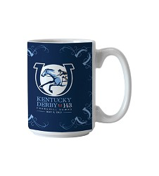 Kentucky Derby 143 Sublimated Mug
