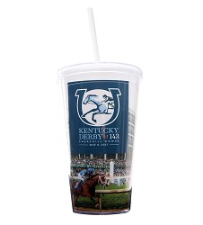 Kentucky Derby 143 Full Wrap Tumbler,DNK252
