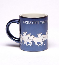 Greatest 2 Minutes Metallic Mini Mug,38207591-C1110B3