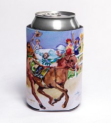 2017 Art of the Derby Coozie,Kentucky Derby 143-Art of the Derby