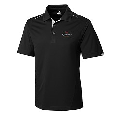 Kentucky Derby Icon Foss Hybrid Polo Black Large