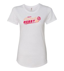 Kentucky Derby 143 Ladies' Retro Tee