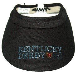 Ladies' Kentucky Derby 143 Bling Visor