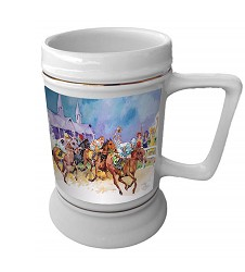2017 Art of the Derby Stein,Kentucky Derby 143-Art of the Derby,825452525877