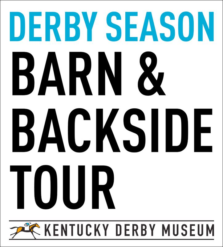 Derby Season Barn and Backside Tour