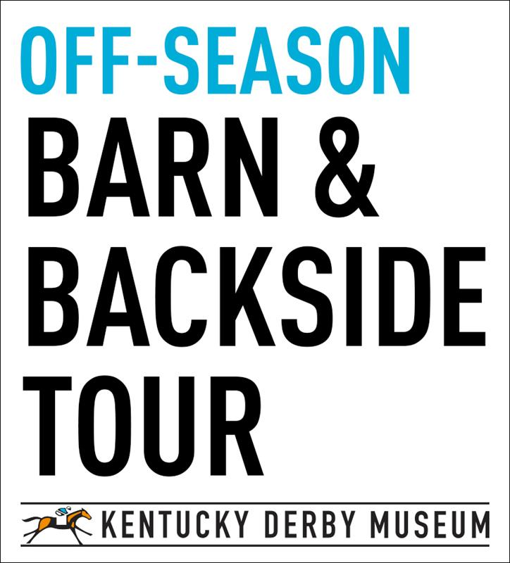 Off-Season Barn and Backside Tour
