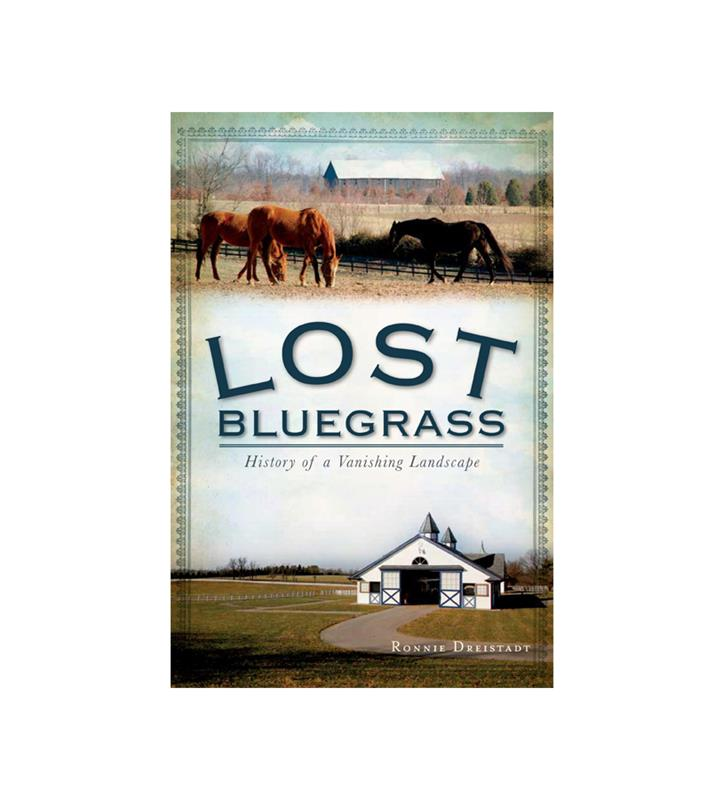 """Lost Bluegrass: ...Vanishing Landscape"" by Dreistadt"