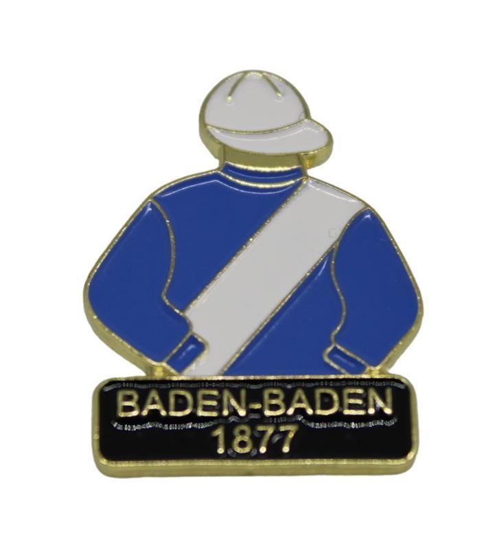 1877 Baden-Baden Tac Pin,1877