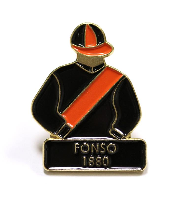 1880 Fonso Tac Pin,1880
