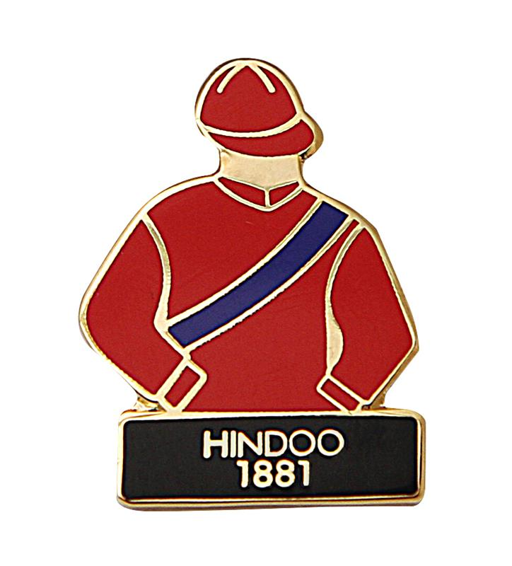 1881 Hindoo Tac Pin,1881