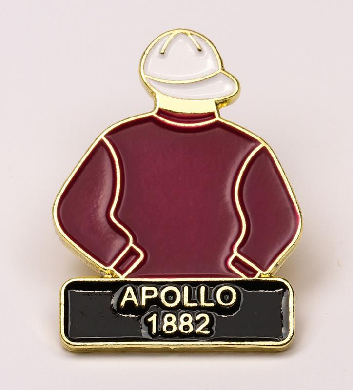 1882 Apollo Tac Pin,1882