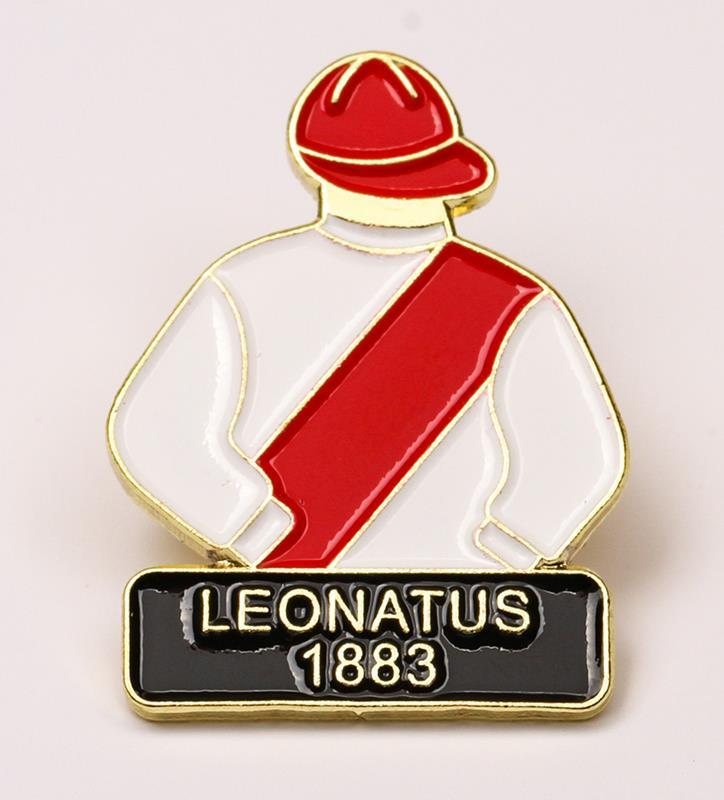 1883 Leonatus Tac Pin,1883