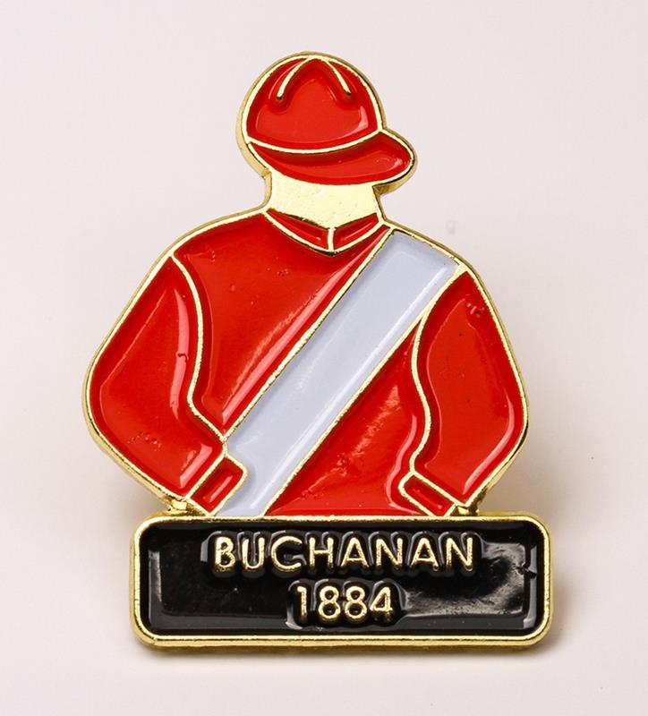 1884 Buchanan Tac Pin,1884