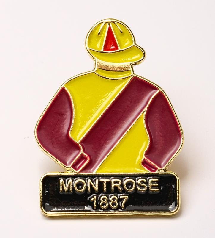 1887 Montrose Tac Pin,1887