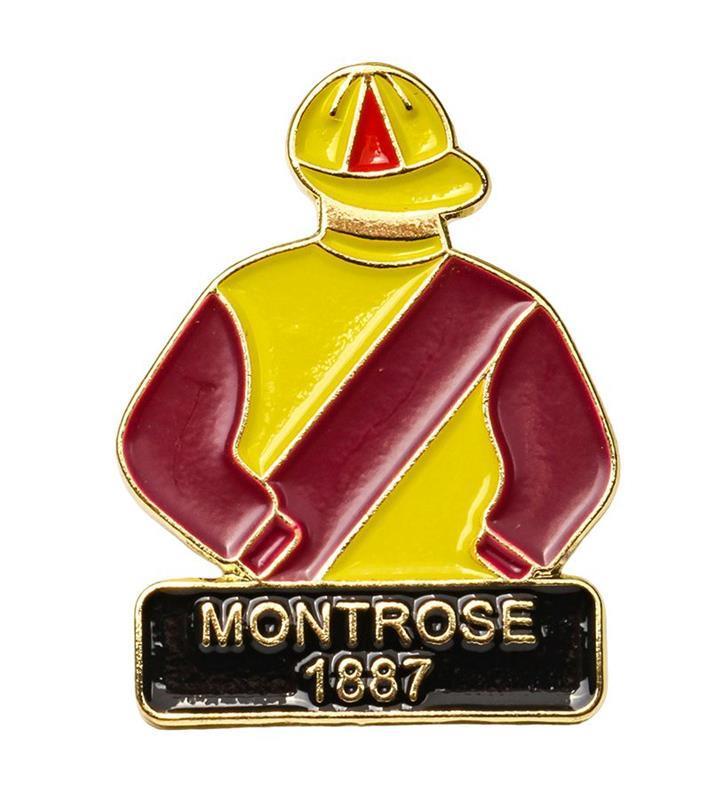 1887 Montrose Tac Pin,1887