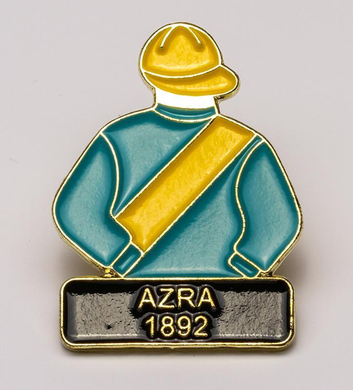 1892 Azra Tac Pin,1892