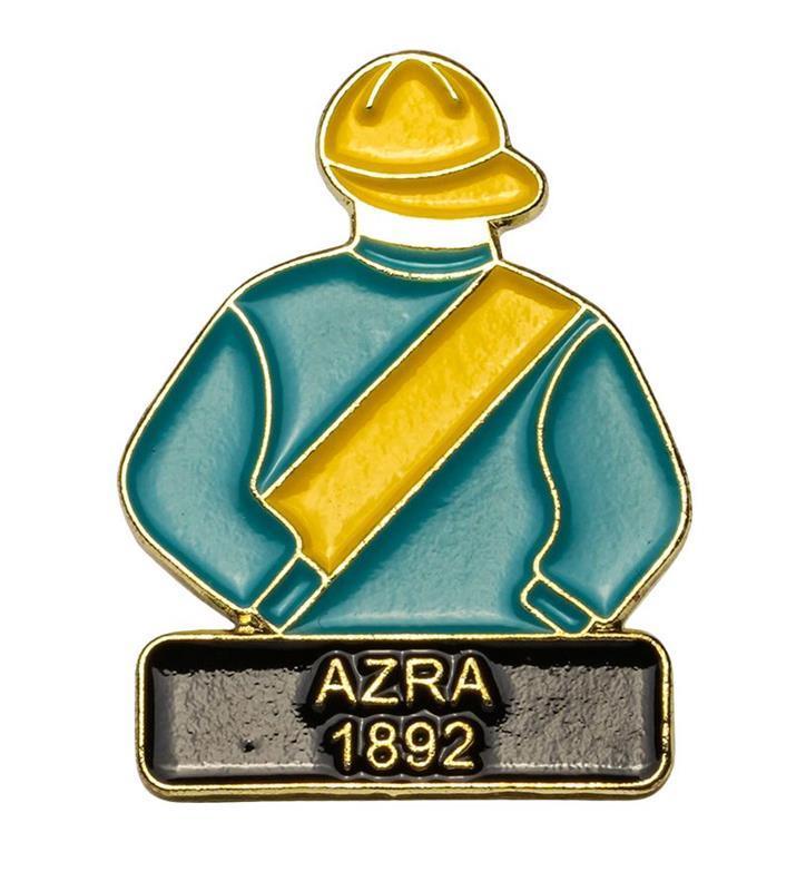 1892 Azra Tac Pin,1892