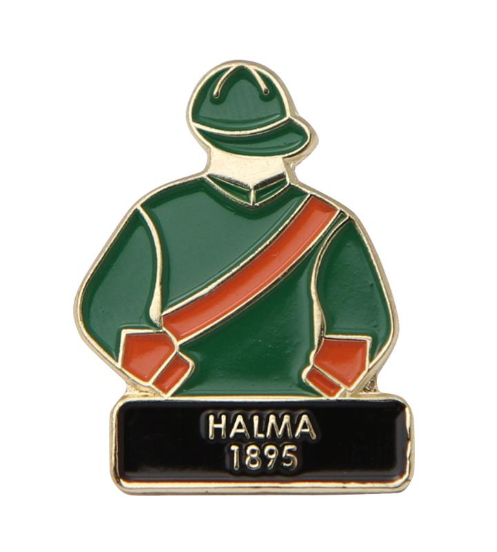 1895 Halma Tac Pin,1895