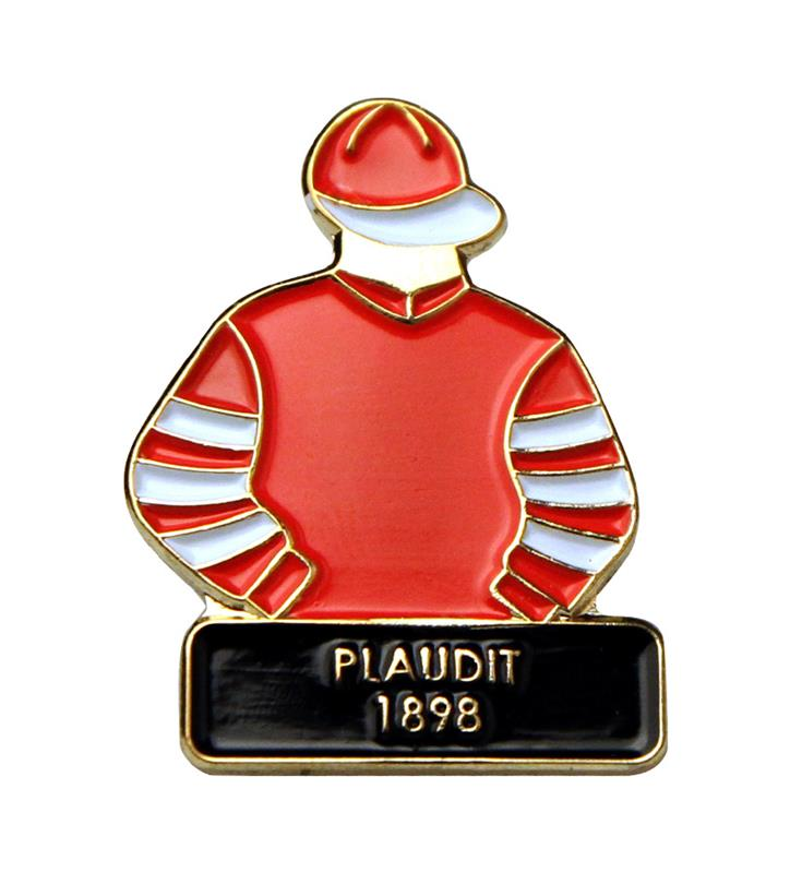 1898 Plaudit Tac Pin,1898