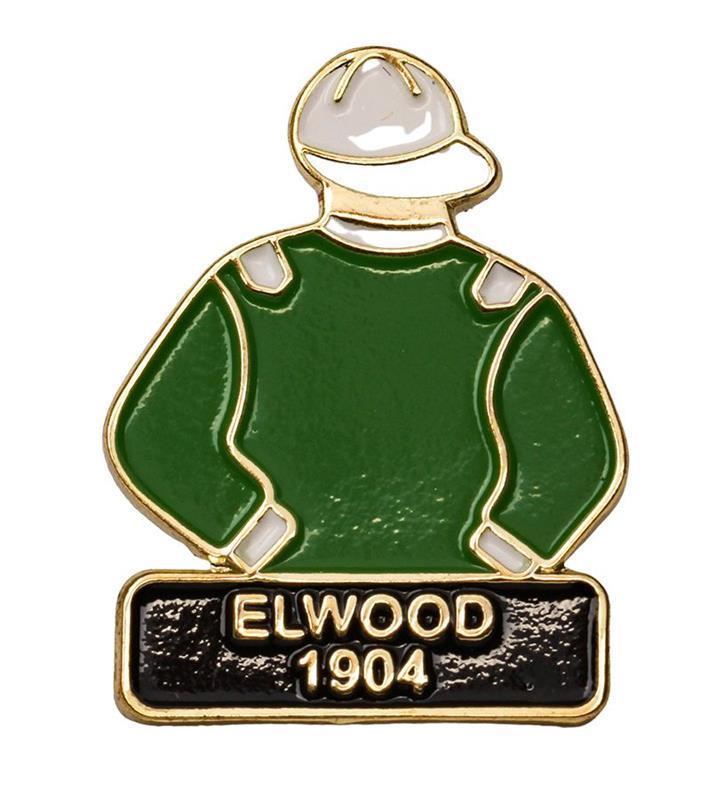 1904 Elwood Tac Pin,1904