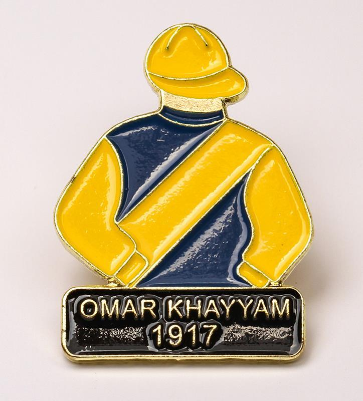 1917 Omar Khayyam Tac Pin,1917