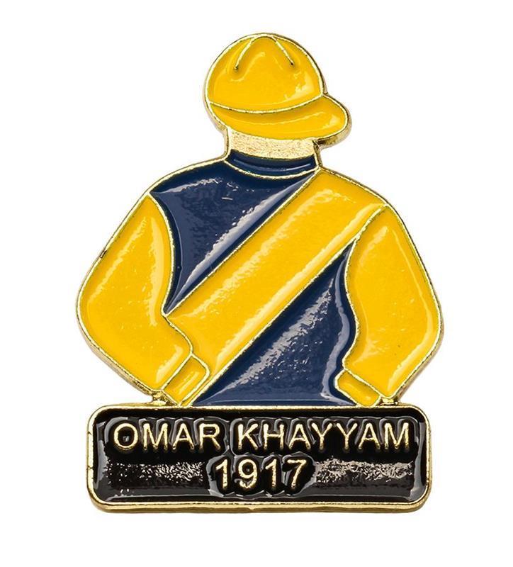 1917 Omar Khayyam Tac Pin,1917