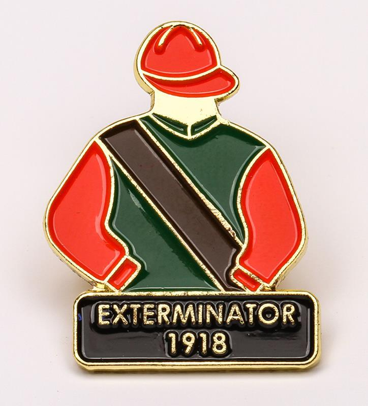 1918 Exterminator Tac Pin,1918