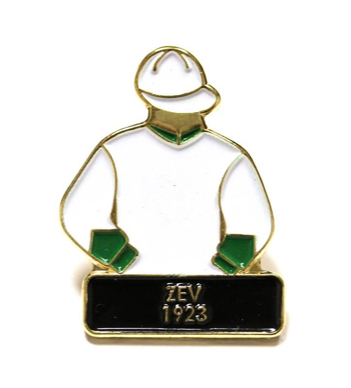 1923 Zev Tac Pin,1923