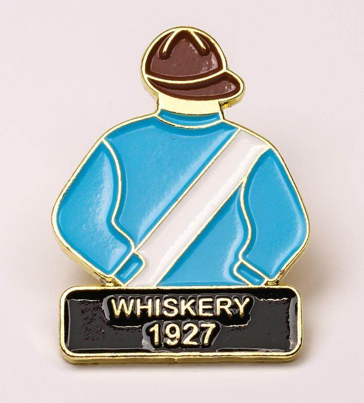 1927 Whiskerey Tac Pin,1927