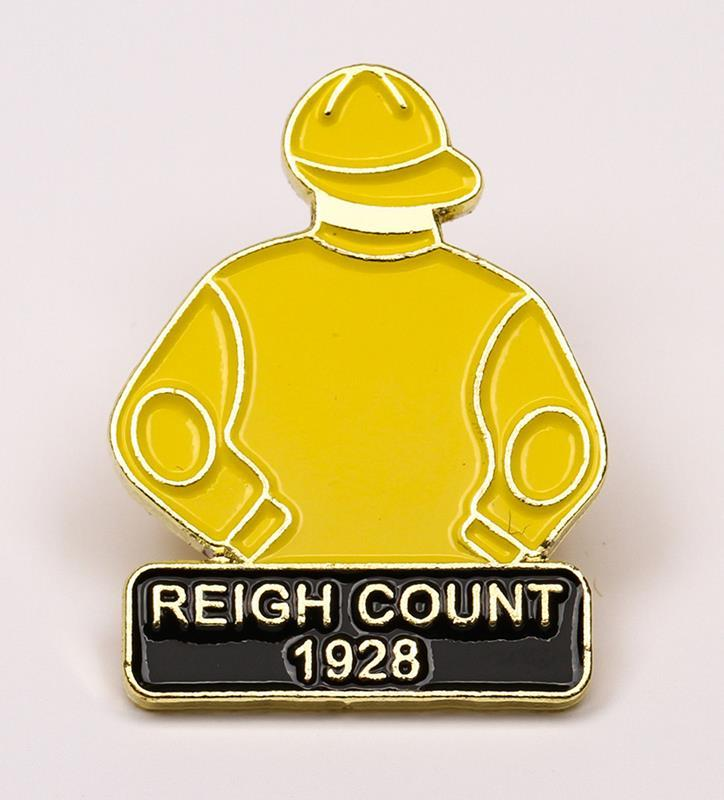 1928 Reigh Count Tac Pin,1928