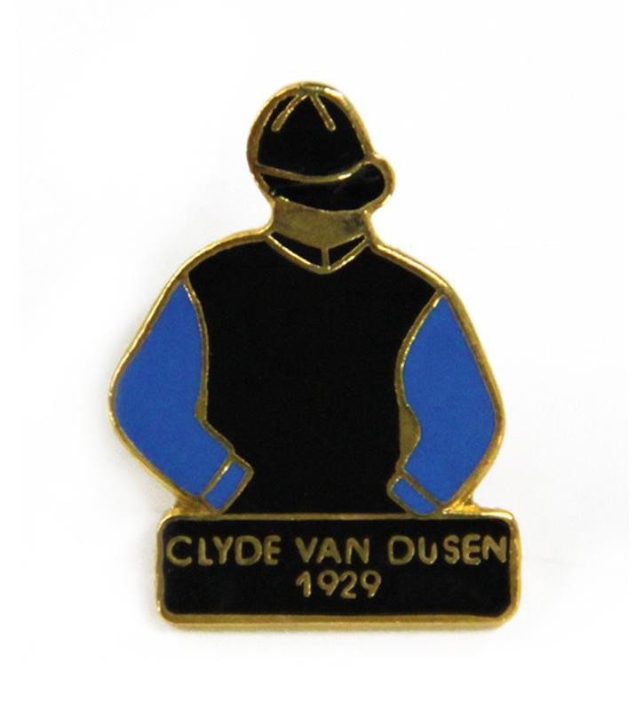 1929 Clyde Van Dusen Tac Pin,1929