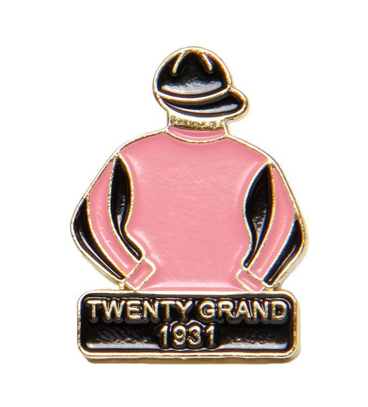 1931 Twenty Grand Tac Pin,1931