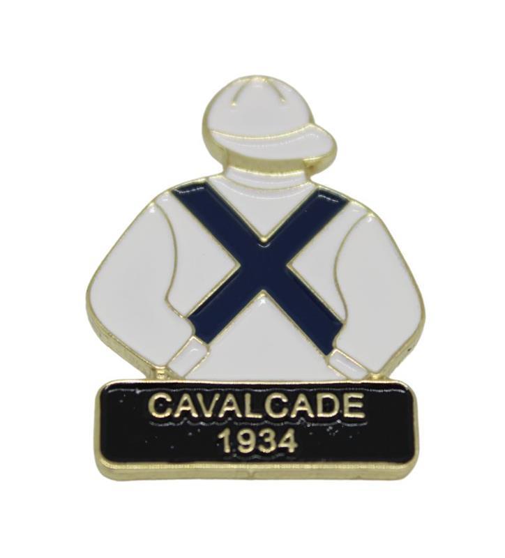 1934 Cavalcade Tac Pin,1934