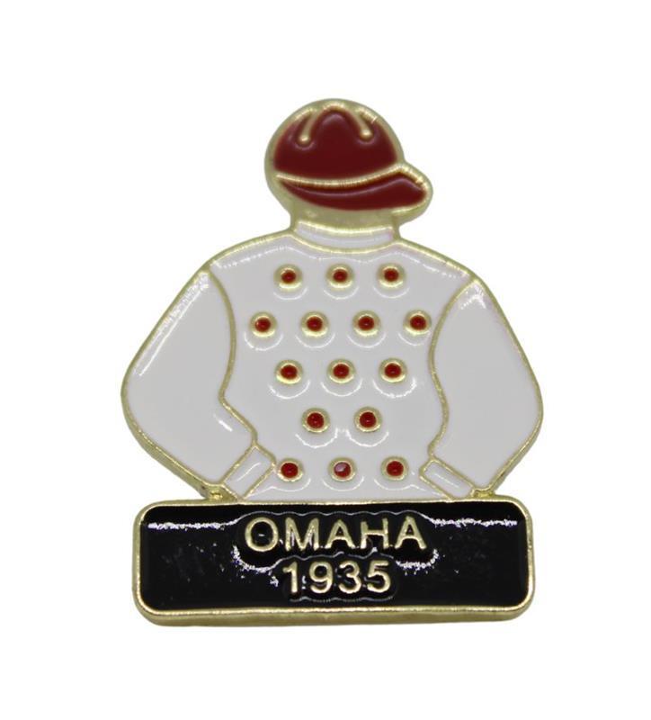 1935 Omaha Tac Pin,1935