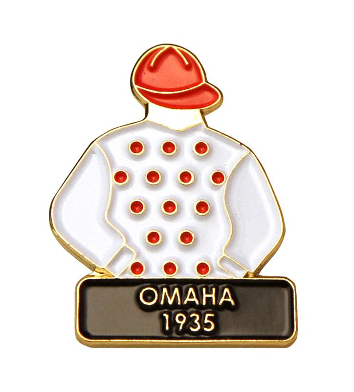 1935 Omaha Tac Pin,1935