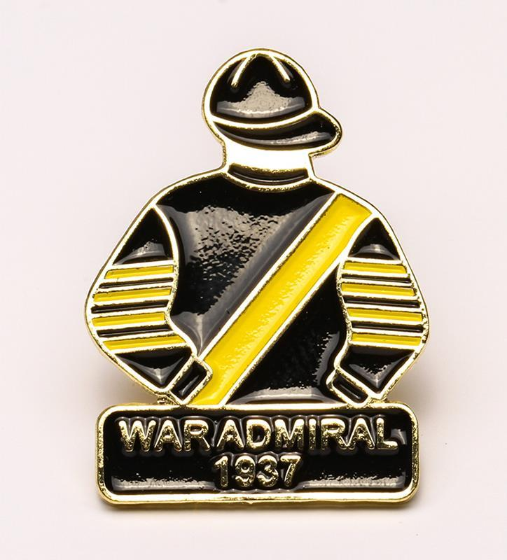 1937 War Admiral Tac Pin,1937