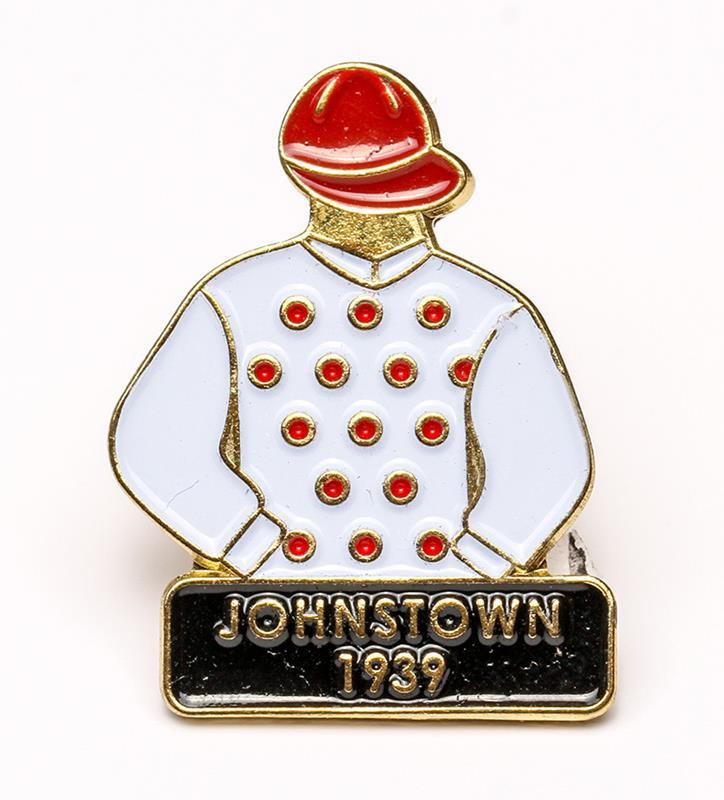 1939 Johnstown Tac Pin,1939