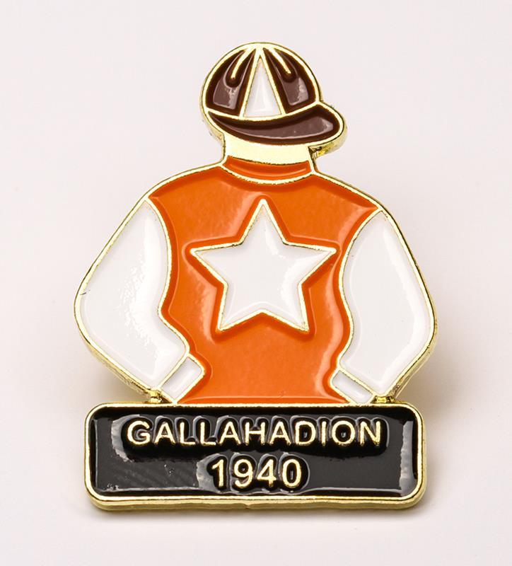 1940 Gallahadion Tac Pin,1940