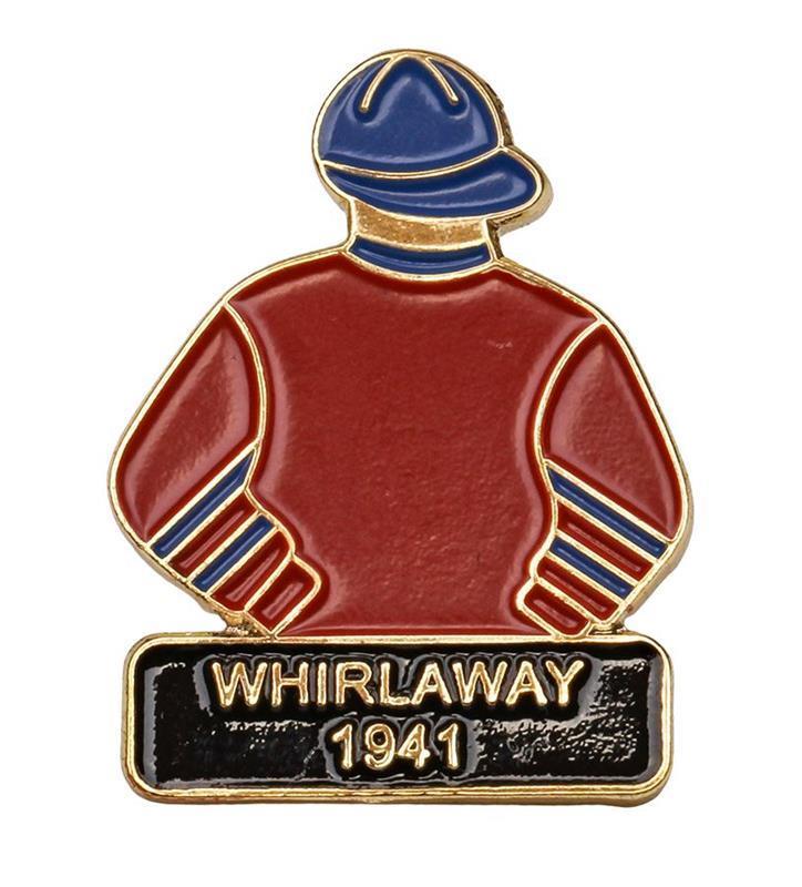 1941 Whirlaway Tac Pin,1941