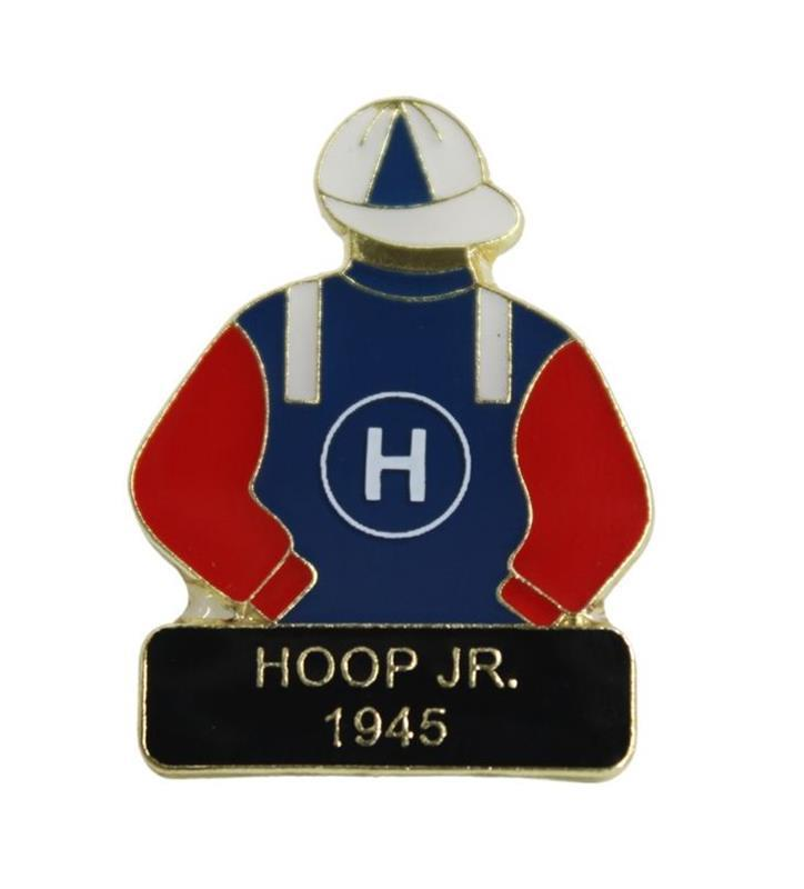1945 Hoop Jr. Tac Pin,1945