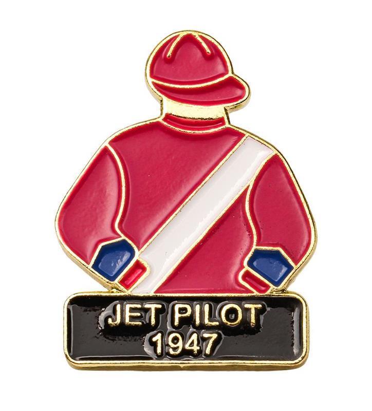 1947 Jet Pilot Tac Pin,1947