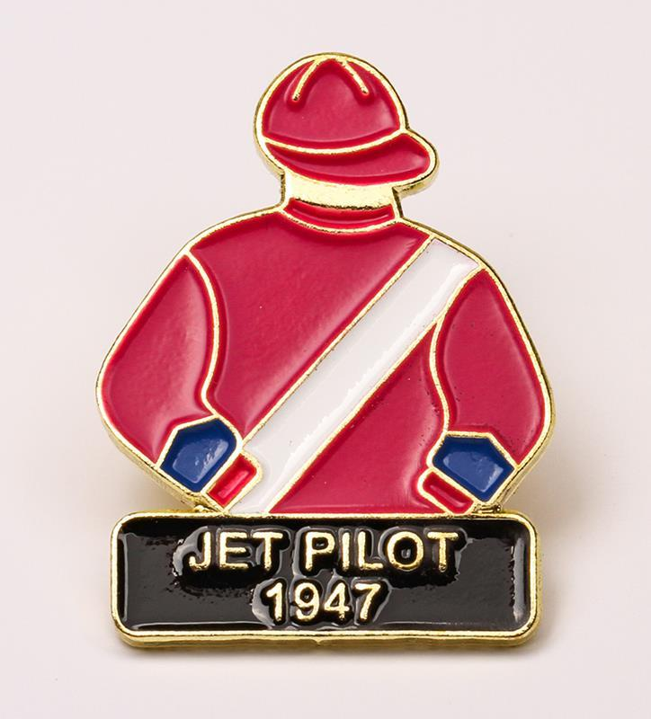 1947 Jet Pilot Tac Pin,1947